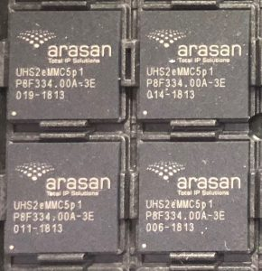 SD Card UHS-II PHY TSMC 12nm Test Chips  & eMMC 5.1 PHY TSMC 12nm Test Chips